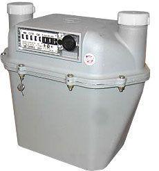 Счетчики газа бытовые СГМН-1 G4, СГМН-1 G6, СГД-2,5
